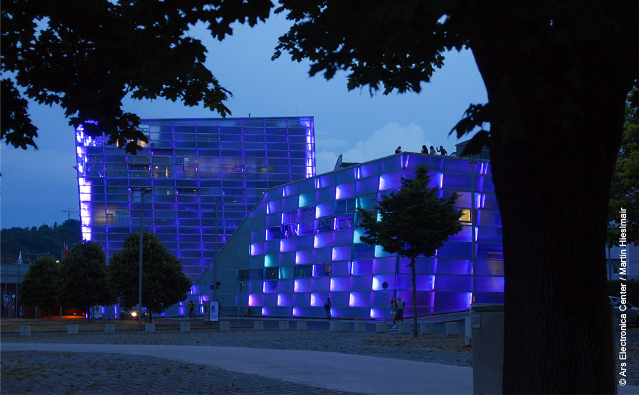 Ars Electronica Center // Linz, Austria