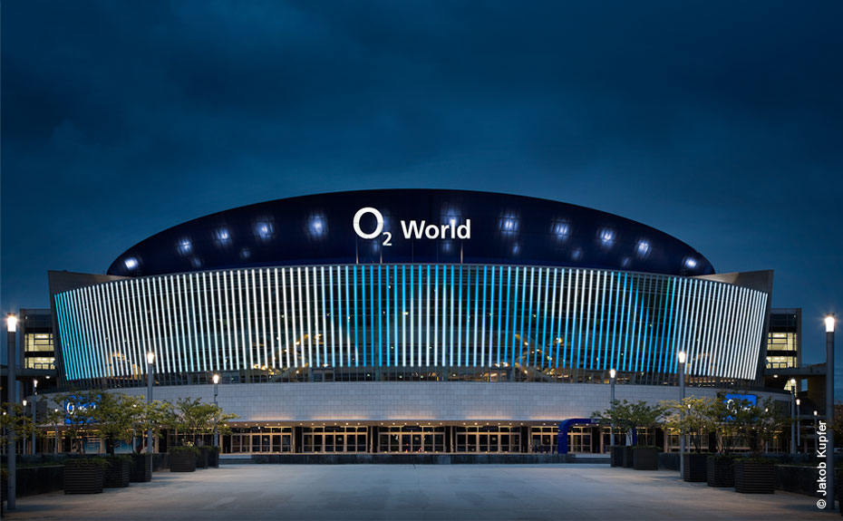 O2 World Berlin // Berlin